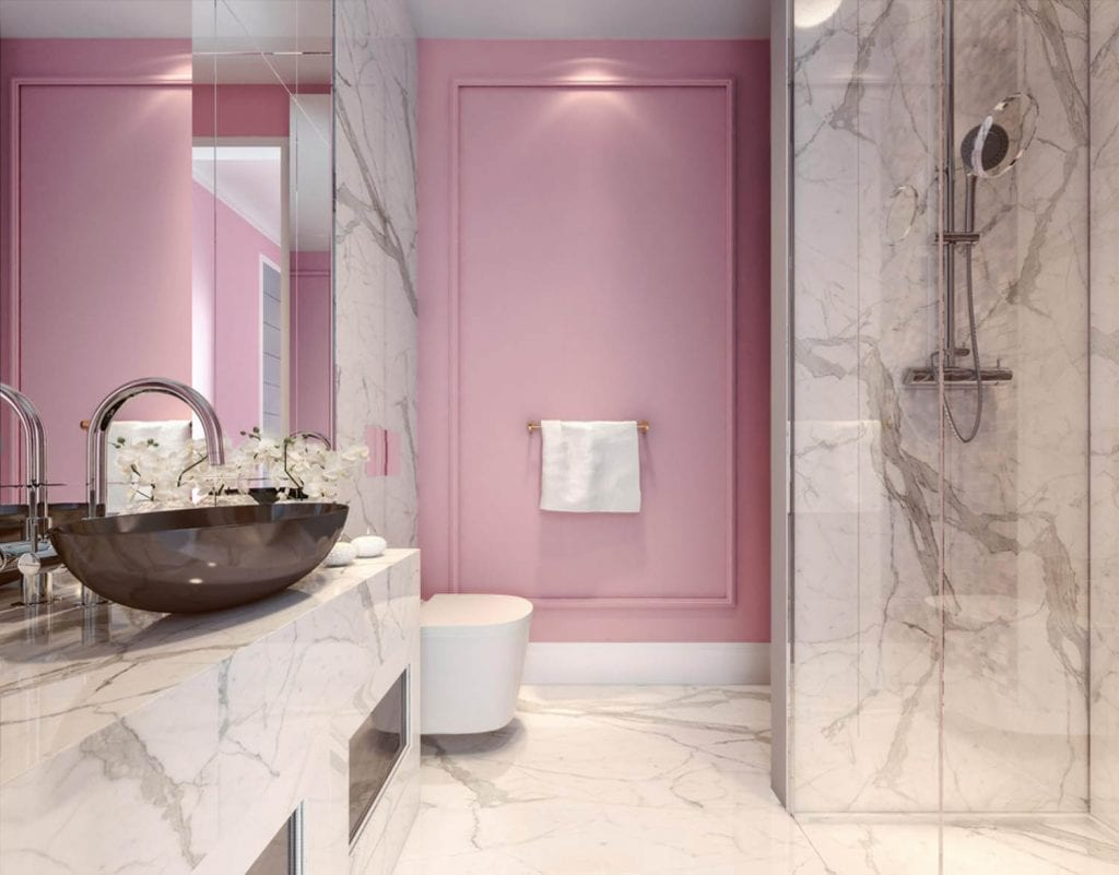 3 Ideas for a Colorful Bathroom Renovation